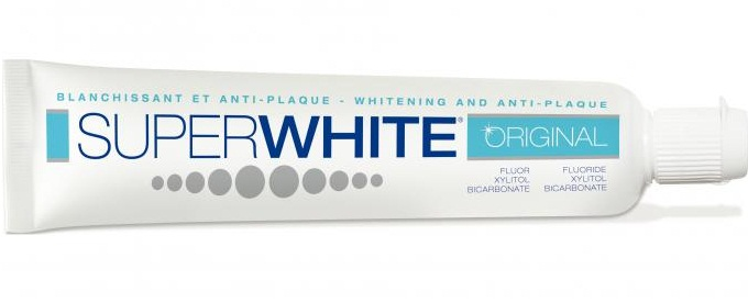 dentifrice blanchissante